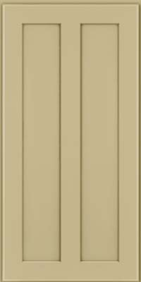 Square Recessed Panel - Veneer (WI) Maple in Willow - Wall