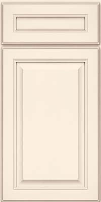 Square Raised Panel - Solid (LCM) Maple in Canvas - Base