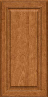 Square Raised Panel - Solid (LCM) Maple in Praline - Wall
