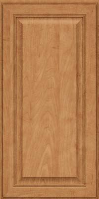 Square Raised Panel - Solid (LCM) Maple in Toffee - Wall