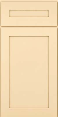 Square Recessed Panel - Veneer (MP) Maple in Biscotti - Base