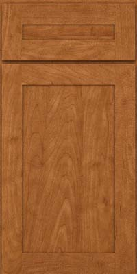Square Recessed Panel - Veneer (MP) Maple in Praline - Base