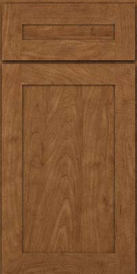 Square Recessed Panel - Veneer (MP) Maple in Rye - Base