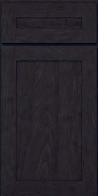 Square Recessed Panel - Veneer (MP) Maple in Slate - Base