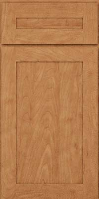 Square Recessed Panel - Veneer (MP) Maple in Toffee - Base
