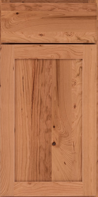 Square Recessed Panel - Veneer (AC7C) Rustic Cherry in Natural - Base
