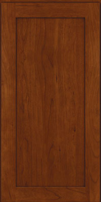 Square Recessed Panel - Veneer (LY) Cherry in Autumn Blush - Wall