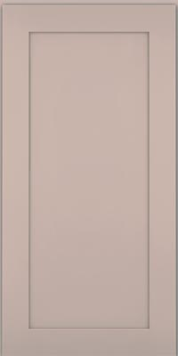 Square Recessed Panel - Veneer (MP1) Maple in Chai w/Cinder Glaze - Wall