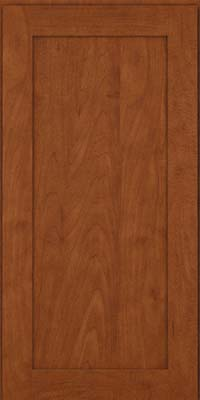 Square Recessed Panel - Veneer (MP) Maple in Chestnut - Wall