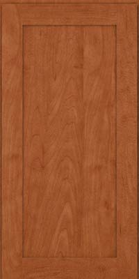 Square Recessed Panel - Veneer (MP) Maple in Cinnamon - Wall