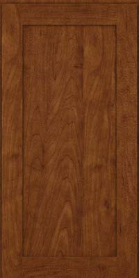 Square Recessed Panel - Veneer (MP) Maple in Cognac - Wall
