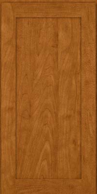 Square Recessed Panel - Veneer (MP) Maple in Golden Lager - Wall