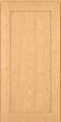 Square Recessed Panel - Veneer (MP) Maple in Honey Spice - Wall