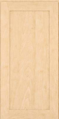 Square Recessed Panel - Veneer (MP) Maple in Natural - Wall
