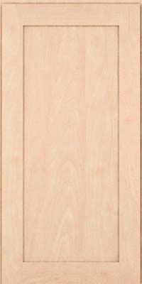 Square Recessed Panel - Veneer (MP) Maple in Parchment - Wall