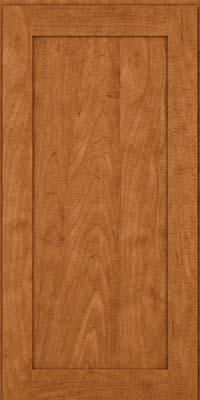 Square Recessed Panel - Veneer (MP) Maple in Praline w/Mocha Highlight - Wall
