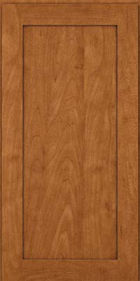Square Recessed Panel - Veneer (MP) Maple in Praline w/Onyx Glaze - Wall