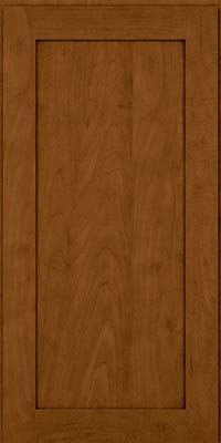 Square Recessed Panel - Veneer (MP) Maple in Rye w/Sable Glaze - Wall