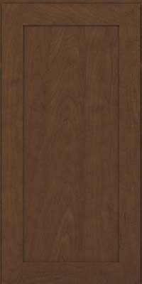 Square Recessed Panel - Veneer (MP) Maple in Saddle - Wall
