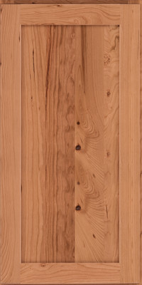 Square Recessed Panel - Veneer (AC7C) Rustic Cherry in Natural - Wall
