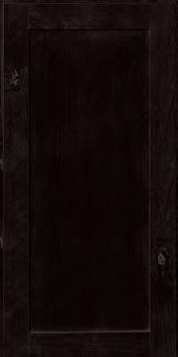 Square Recessed Panel - Veneer (AC7C) Rustic Cherry in Slate - Wall