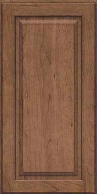 Piermont Square - Full (MTC4) Cherry in Husk Suede - Wall
