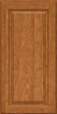 Square Raised Panel - Solid (MTM) Maple in Praline - Wall
