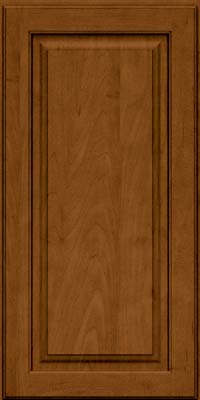 Piermont Square - Full (MTM4) Maple in Rye w/Sable Glaze - Wall