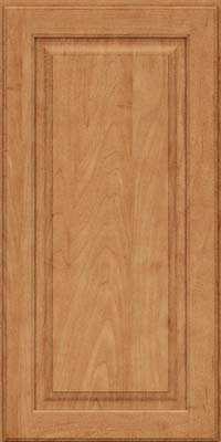 Square Raised Panel - Solid (MTM) Maple in Toffee - Wall