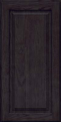 Square Raised Panel - Solid (MTO) Oak in Slate - Wall