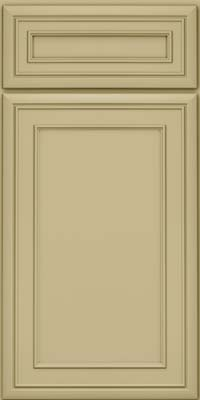 Square Recessed Panel - Veneer (NBM) Maple in Willow - Base