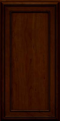 Northwicke (NBC1) Cherry in Chocolate w/Ebony Glaze - Wall