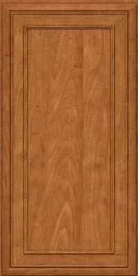 Square Recessed Panel - Veneer (NBM) Maple in Praline - Wall