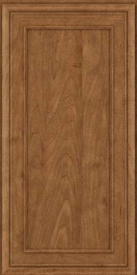 Square Recessed Panel - Veneer (NBM) Maple in Rye - Wall