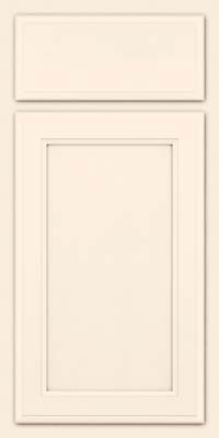 Square Recessed Panel - Veneer (NG) Maple in Canvas - Base