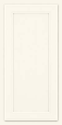 Wickstrom Square (2NG) Maple in Dove White - Wall