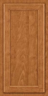 Square Recessed Panel - Veneer (NG) Maple in Praline - Wall