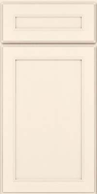 Square Recessed Panel - Veneer (PDM) Maple in Canvas - Base