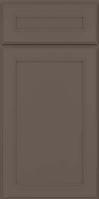 Square Recessed Panel - Veneer (PDM) Maple in Greyloft - Base