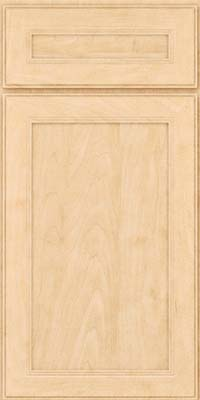 Square Recessed Panel - Veneer (PDM) Maple in Natural - Base