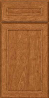 Square Recessed Panel - Veneer (PDM) Maple in Praline - Base
