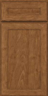 Square Recessed Panel - Veneer (PDM) Maple in Rye - Base