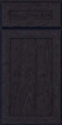 Square Recessed Panel - Veneer (PDM) Maple in Slate - Base