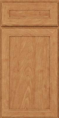 Square Recessed Panel - Veneer (PDM) Maple in Toffee - Base