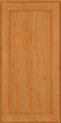 Square Recessed Panel - Veneer (PDC) Cherry in Natural - Wall