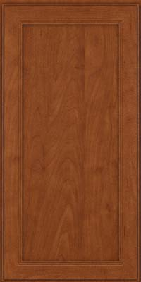 Square Recessed Panel - Veneer (PDM) Maple in Chestnut - Wall