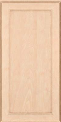 Square Recessed Panel - Veneer (PDM) Maple in Parchment - Wall