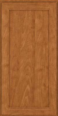 Square Recessed Panel - Veneer (PDM) Maple in Praline - Wall