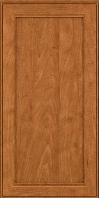Square Recessed Panel - Veneer (PDM) Maple in Praline w/Mocha Highlight - Wall