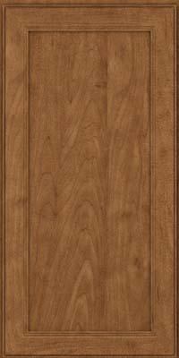 Square Recessed Panel - Veneer (PDM) Maple in Rye - Wall